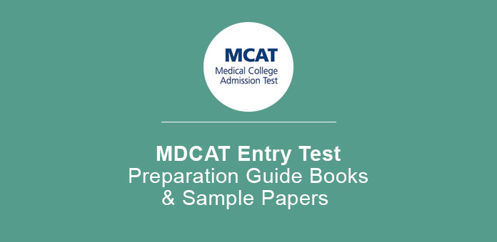 MDCAT Entry Test Preparation Guide Books & Sample Papers