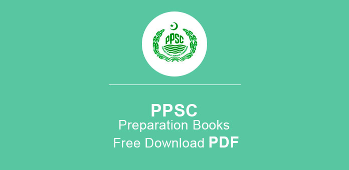 PPSC Jobs Preparation Books Free Download PDF