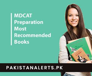 MDCAT Preparation Most Recommended Books 2019