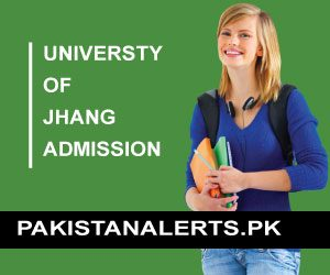 University of Jhang Admission 2019 Fee Structure